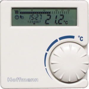 Termostat radio Hoffmann (fara WiFi)